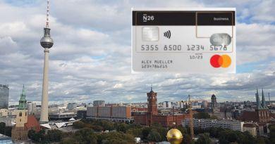 N26: Bezpłatne konto w niemieckim banku