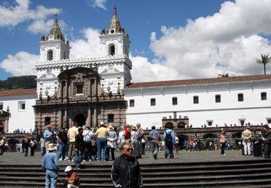 Kościół San Francisco- Quito