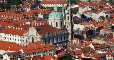 Praga fot. Michal Nemejc