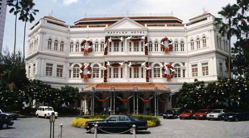 Hotel Raffles - Singapur