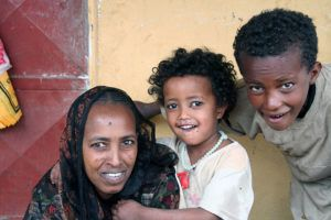 Rodzina Etiopska