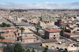 Asmara - stolicy Erytrei