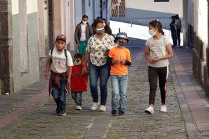 Dzieciaki z Quito
