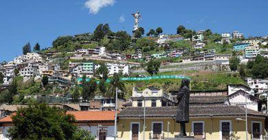 Quito- stolica Ekwadoru